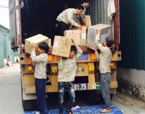Dịch vụ bốc xếp hàng hóa tại Hồ Chí Minh