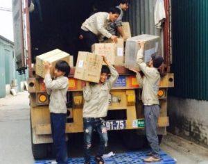 Dịch vụ bốc xếp hàng hóa tại Vũng Tàu