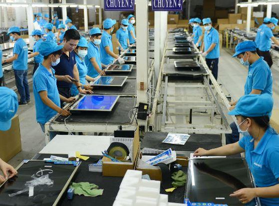 Cung ứng lao động có tay nghề tại Bình Phước