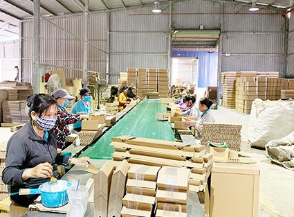 Dịch vụ bốc xếp hàng hóa tại Tiền Giang