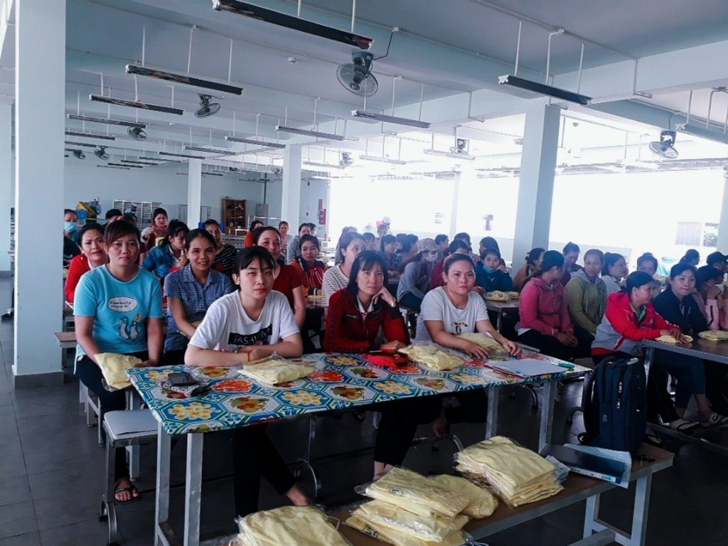 Dịch vụ cung ứng lao động phổ thông tại Tây Ninh