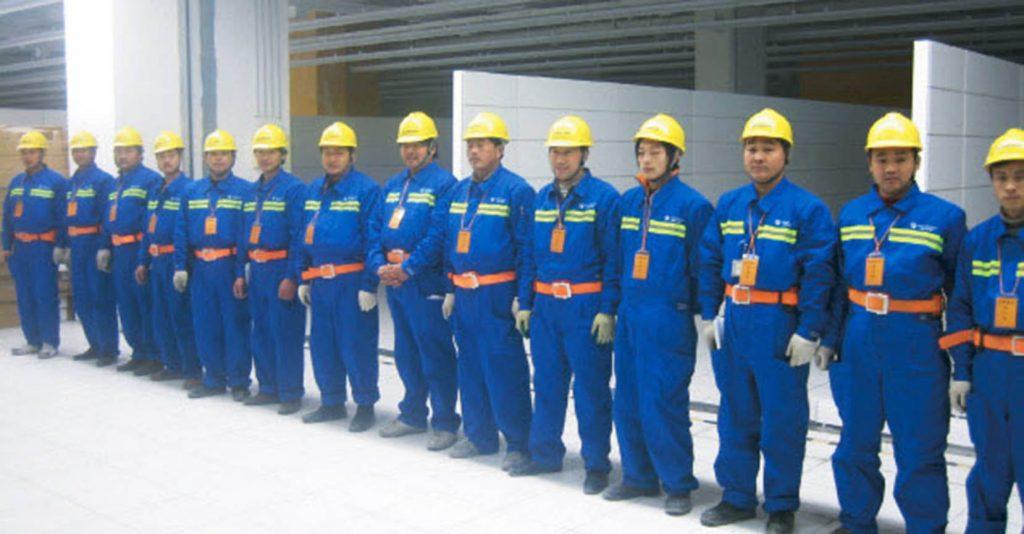 Cung ứng lao động tại Vũng Tàu