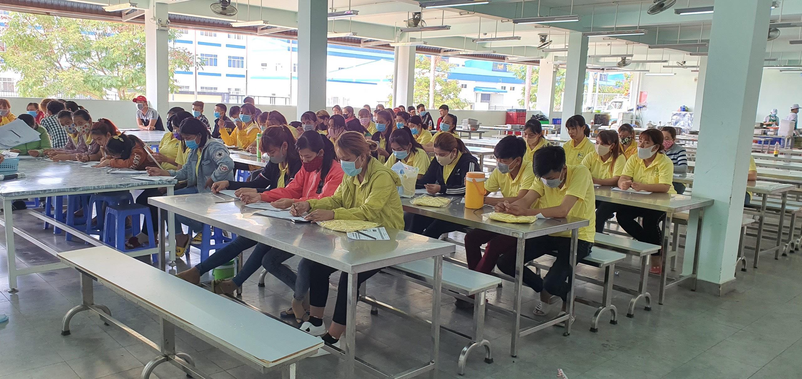 Công ty cung ứng lao động tại Hồ Chí Minh