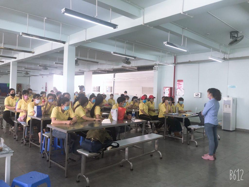 Công ty cung ứng lao động Hưng Thịnh Phú